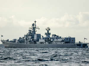 indian navy afp