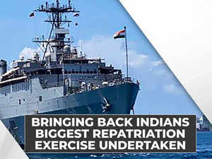 Setu Samudra and other exercises to repatriate Indians from across the globe: ET Explains