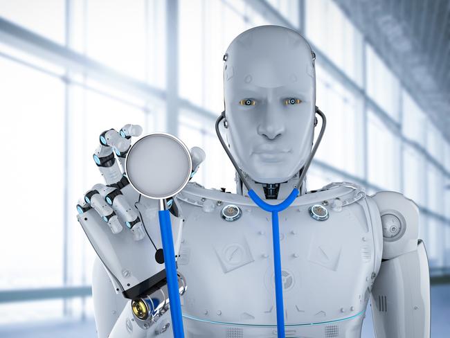 robot million