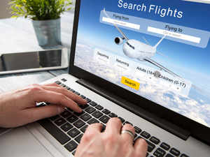 travel agents online booking thinks