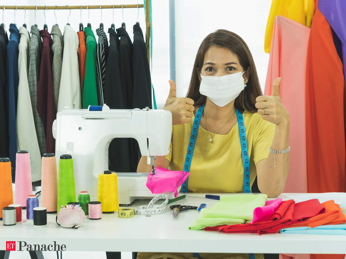 Covid Fashion Once Seen As Oppressive Archaic Masks Have Now Become Fashion Couture Every Designer S Object Of Desire The Economic Times