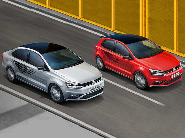 ​The limited TSI Edition of Volkswagen Polo & Vento​​ are available at a special offer price to the customers​.
