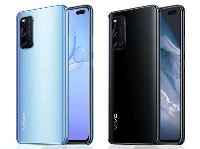 Vivo V19 is available in two colour variants - Mystic silver and Piano black