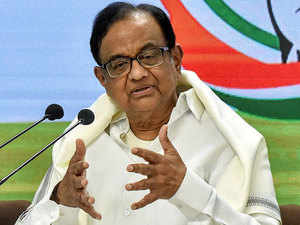 PM Modi gave us a headline and a blank page, look forward to FM filling up the page: P Chidambaram