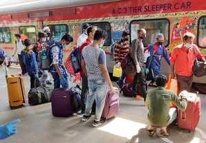 Railway to start provision for waiting lists as special trains ply across states