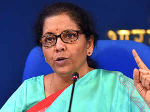 FM  Nirmala Sitharaman to hold press conference today at 4 PM