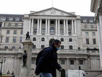 bank of england afp