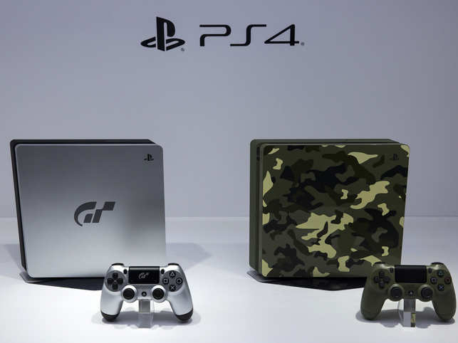The PS4 is still keeping pace with newer entrants, despite ageing significantly.