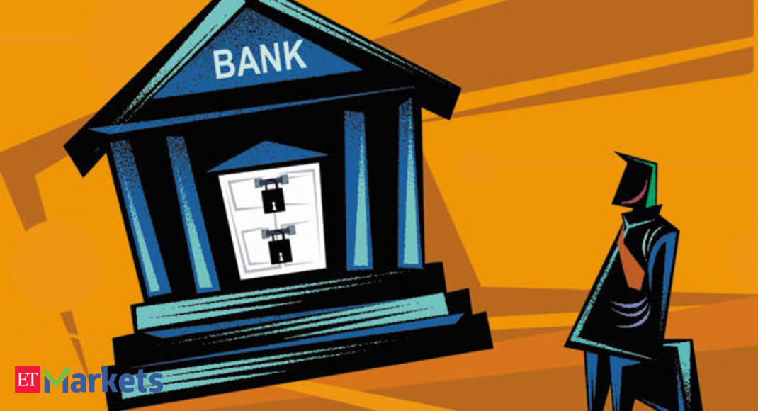 Flight to safety by households may benefit banks, insurers