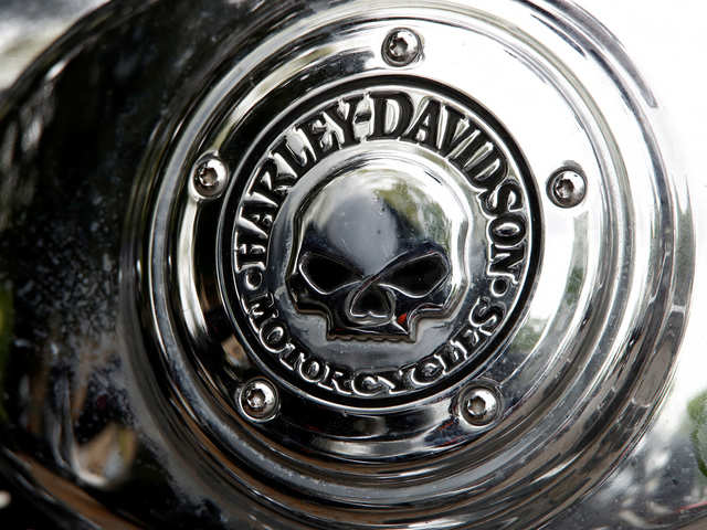 Now, get your dream Harley-Davidson motorcycle home delivered