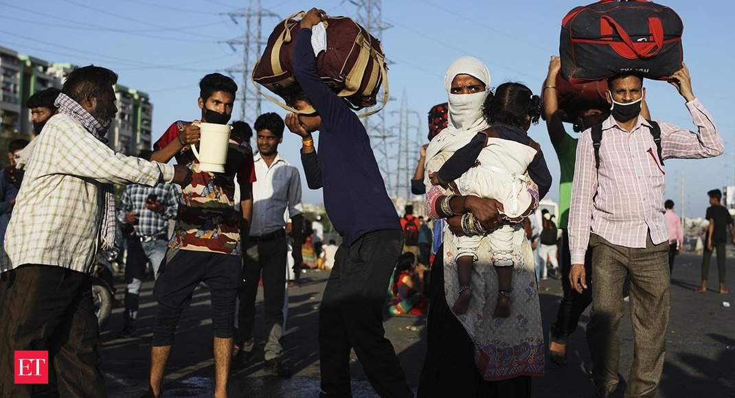 View: Run trains for migrants to reach home
