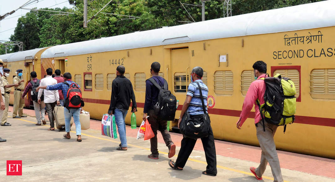 Railways operated 1,300 Shramik trains since May 1; ferried over 17 lakh migrants: Officials
