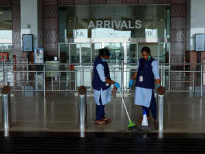 virus cochin airport afp