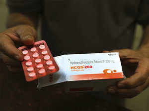 HIV drug may replace hydroxychloroquine in Covid defence - The ...