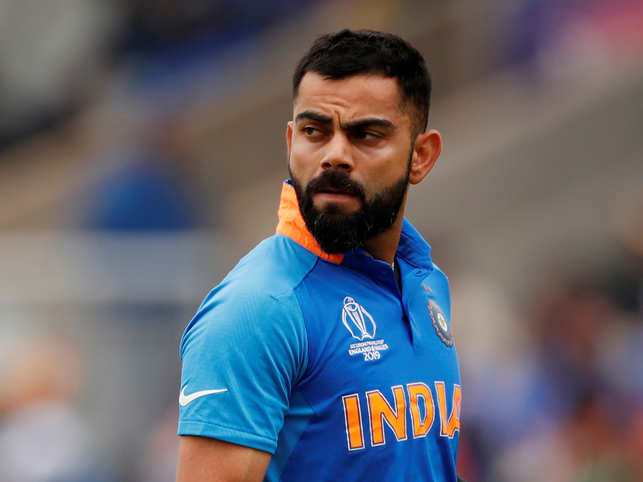 Kohli's father, a lawyer, died when he was 18 and playing in a Ranji Trophy state match for Delhi.