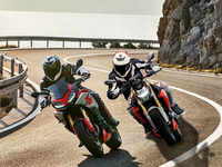 BMW Motorrad unveils new versions of  F900 R, F900 XR, starting at Rs 10 lakh