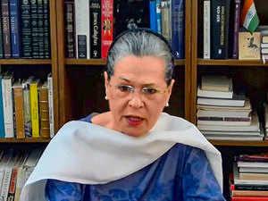 Karnataka: FIR filed against Sonia Gandhi over Congress' 'misleading' tweets on PM CARES Fund