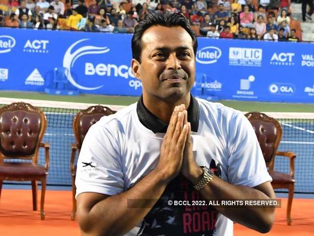 The first Indian and only tennis player to compete at seven straight Olympic Games, Paes is aiming to make it eight in Tokyo next year.