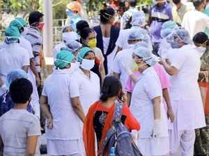 Nurses _ PTI