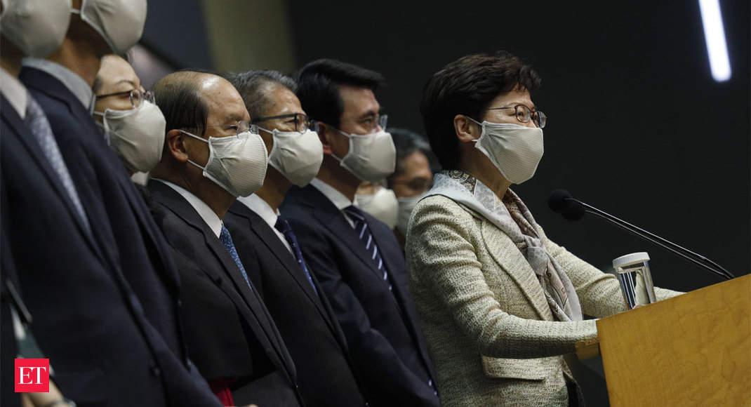 Hong Kong: Beijing may base security agencies in Hong Kong 1