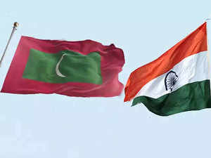 India---Maldives---Agencies