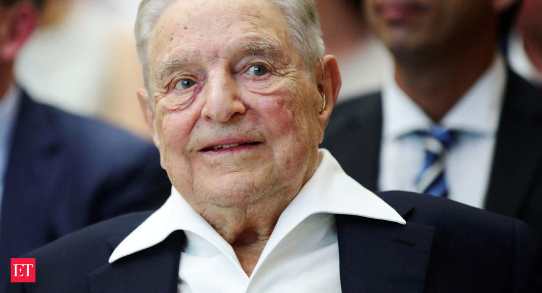 George Soros says EU may not survive coronavirus crisis