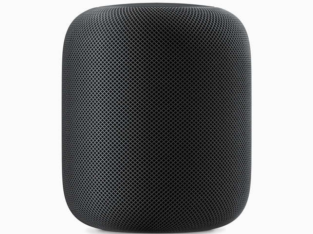 The HomePod has seven tweeters, each one with an amplifier and a transducer.