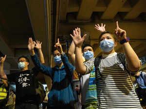 Protest---AFP