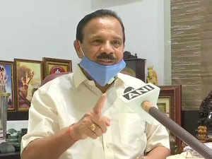 Watch: Karnataka minister Sadananda Gowda flouts lockdown norms, says 'I am exempted'