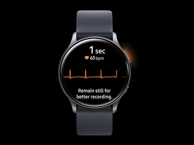 Samsung is expected to release the Health Monitor app for the Active 2 smartwatch sometime in second half of 2020.