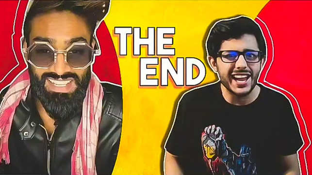 """A popular, 20-year-old YouTuber had just uploaded a video curiously titled """"YouTube vs TikTok — The End"""" that was on course to become """"India's most liked non-music video on YouTube"""""""