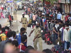 Mumbai migrants