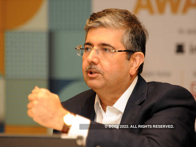 Uday Kotak feels the new world will create new opportunities for India.