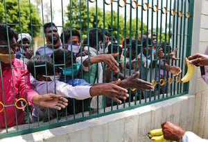 Virus Outbreak India Migrants Photo Gallery