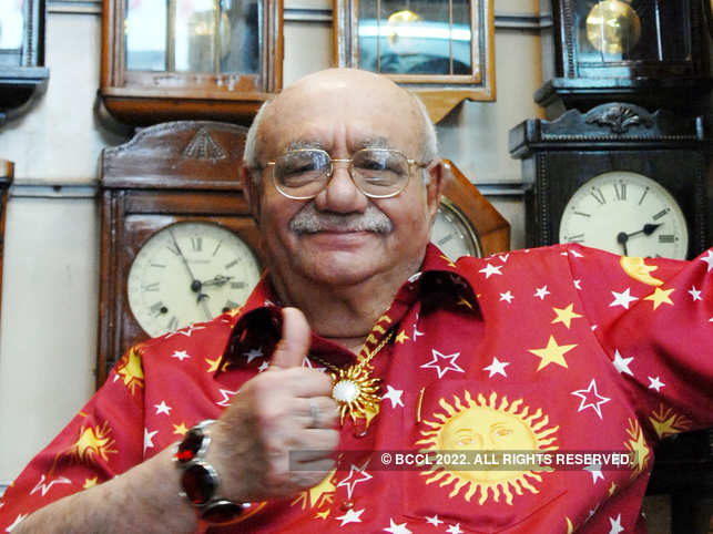 Bejan Daruwalla's motto to live a happy life has always been: 'Live, love and laugh'.​