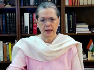 Entire country heard cries of migrants but not government: Sonia Gandhi
