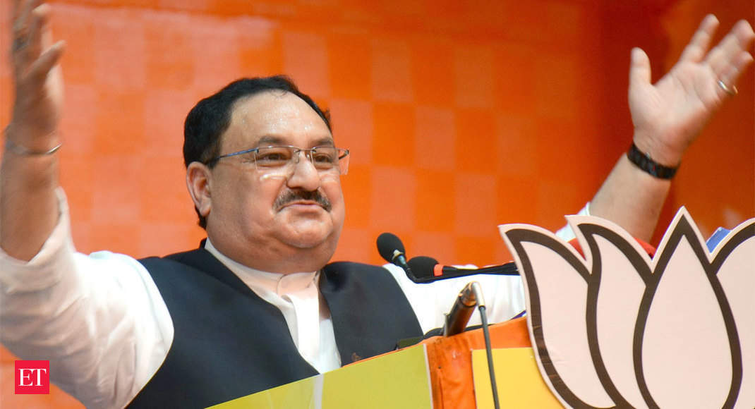 Year of accomplishments: JP Nadda on 1 year of Modi 2.0