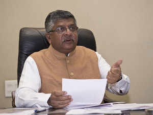 Ravi Shankar Prasad launches AI portal; programme for youth to build the skills