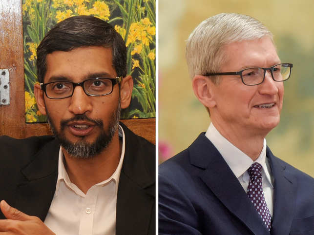 For all the people who are hurting, Sundar Pichai & Tim Cook said 'you are not alone'.
