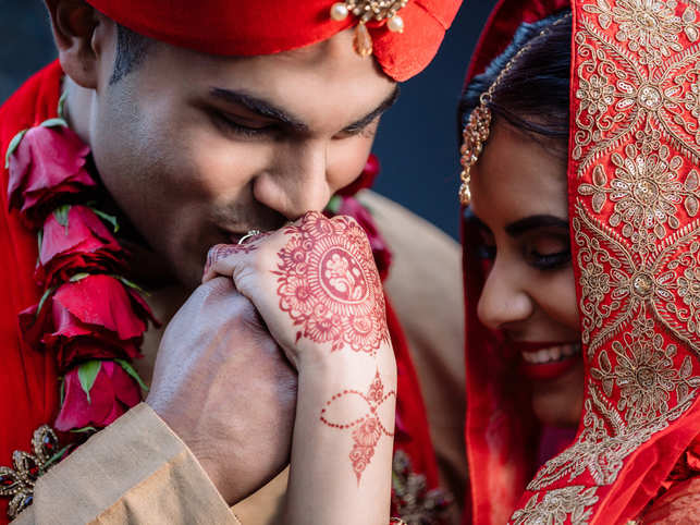 Taufiq Hussain and Abeda Begum also decided to go ahead with their wedding despite the lockdown. (Representative image)