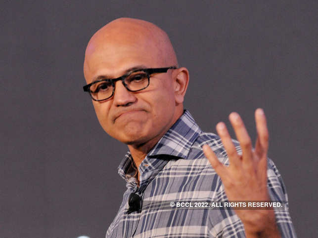 Satya ​Nadella's remarks come in the wake of the custodial death of George Floyd​.
