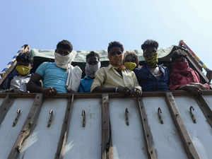 virus migrant afp
