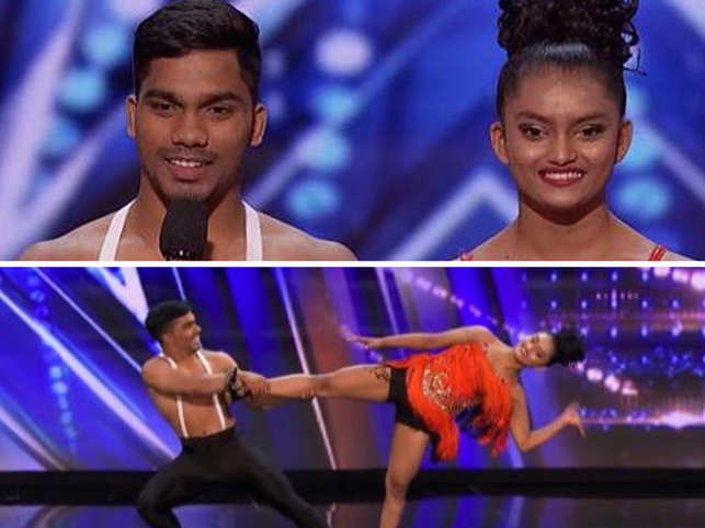 Some netizens were of the opinion that the performance was worthy of the 'golden buzzer'.