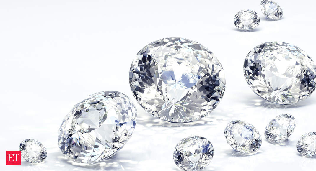 Global revenue from rough diamond sales to drop 30-40% this year: Moody's