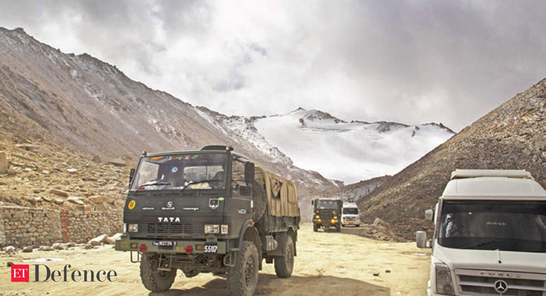 Air activity up; India reinforces troops along entire LAC before talks with China