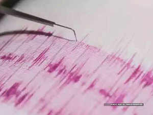 Tremors of earthquake felt in Karnataka, Jharkhand