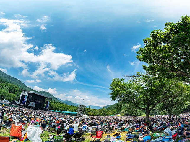 Festival Fuji Rock cancelado pela primeira na história 1