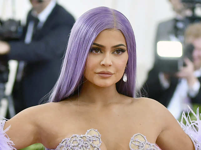 Jenner, 22, the half-sister of Kim Kardashian, made headlines a week ago when Forbes said that after reviewing data from the Coty sale, it no longer believed she was a billionaire as it had declared a year ago.