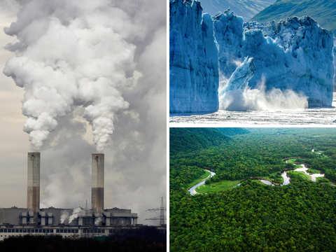 Earth Struggles To Breathe