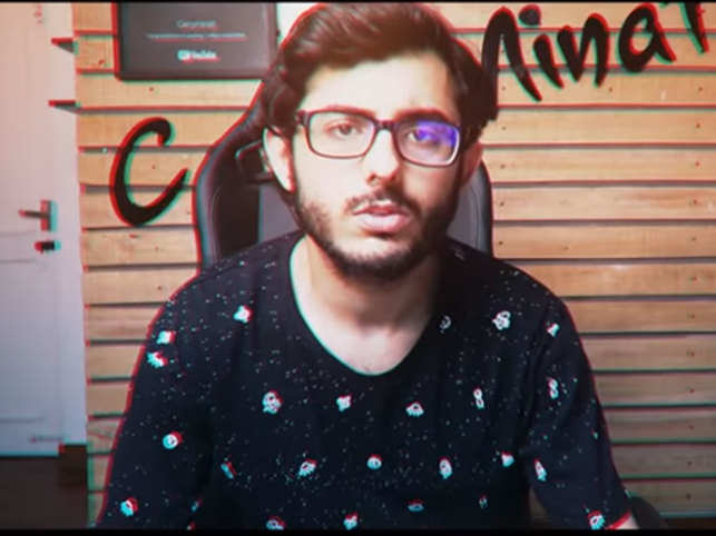 CarryMinati returns to the YouTube vs TikTok controversy with rap song 'Yalgaar'